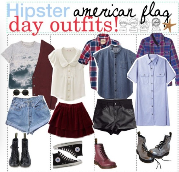 These are more hipster. high top converse, docs, and vans look hip with leggings and skirts, circular shades are just so cute and hipster 👌 and a little leather makes your outfit a little more gangster 👄