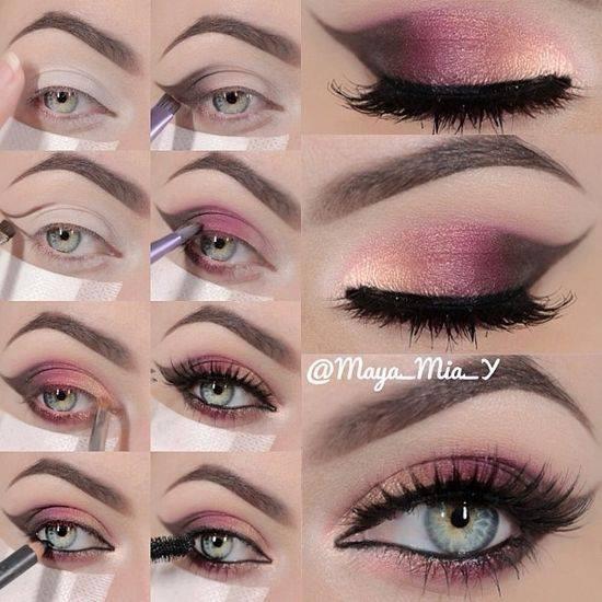 beautifil eye makup... please like before saving x