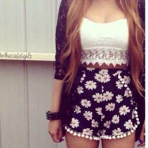 Fashion Clothes Tumblr Summer