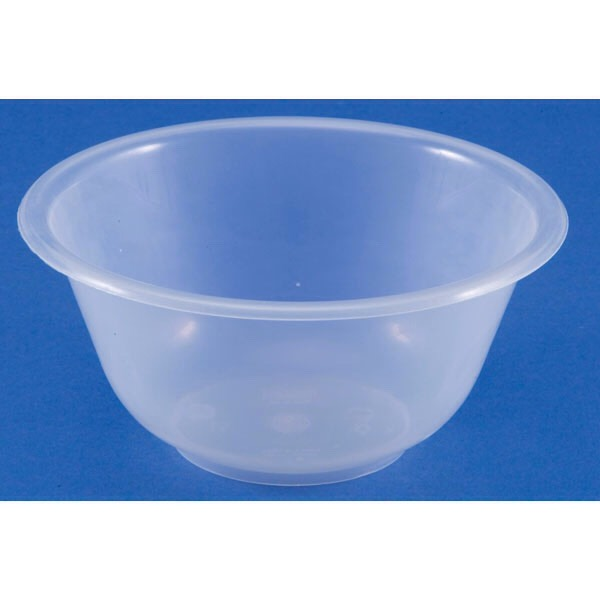 First you will need a microwave proof mixing bowl!