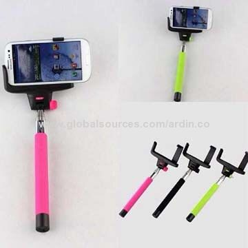 Selfie sticks (I bet you've heard if this one)