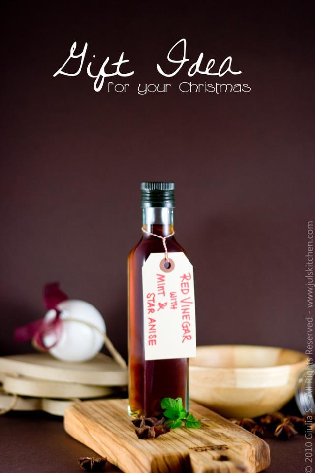 Herb and Vinegar Rinse