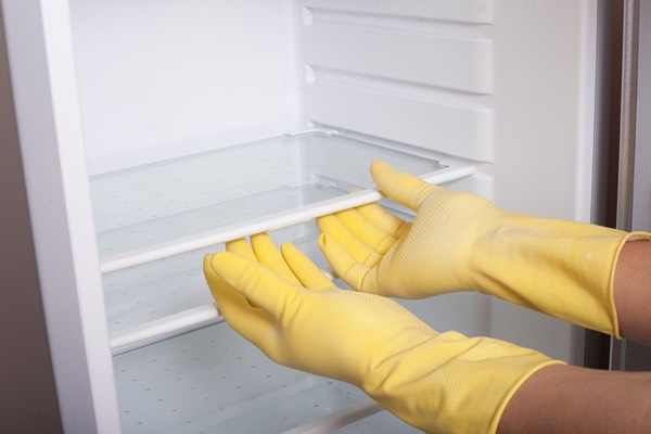 It also makes the drawers easier to clean-just toss out your bubble wrap & replace it!