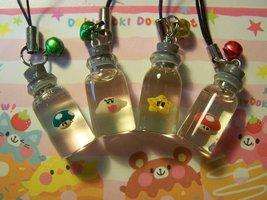 These are a few ideas for bottle charms that are video game themed. These are a great gift idea for anyone you know that are geeky on these kinds of things. Maybe make one for yourself. You can learn how to make these on Youtube, which has many tutorials