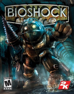 5.Bioshock  A tale of mysteries with incredible graphics.