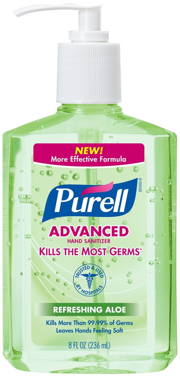 putting hand sanitizer on your hands the taste with be so bad in your mouth you wont want to
