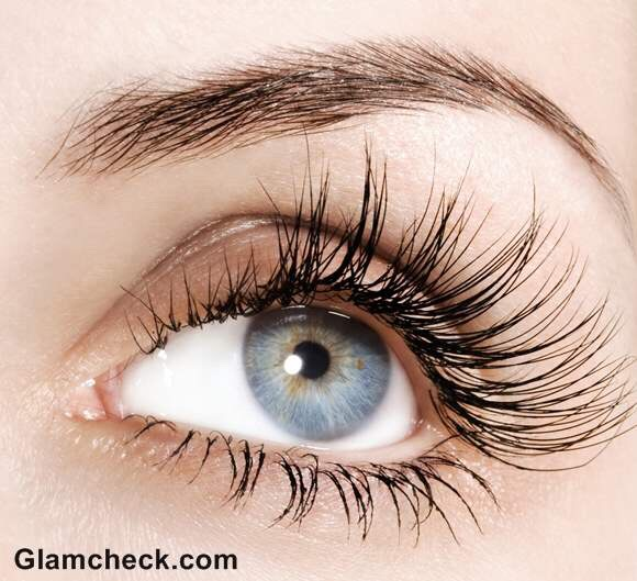 Curl your lashes before applying mascara.