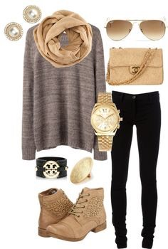 This is the fall outfit and when you slide the page it will be the perfume 😉 ➡️➡️➡️