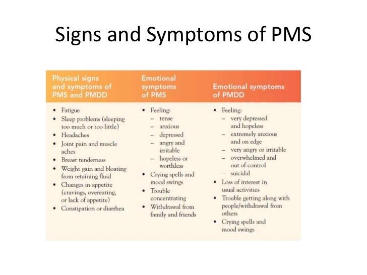 PMS Symptom Vs Pregnancy Symptom👶🏼 by Brenda Valdez - Musely