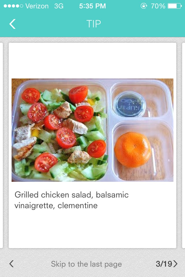 the classic salad option!  you can make whatever your heart desires when making a salad! just go crazy!