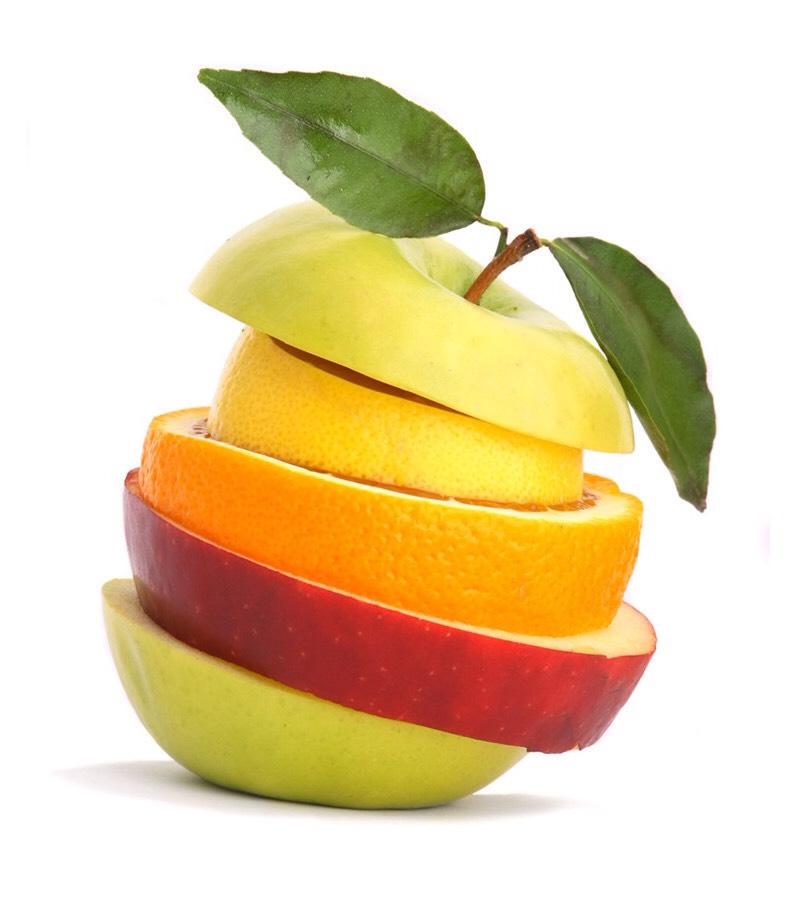 2) fruits!