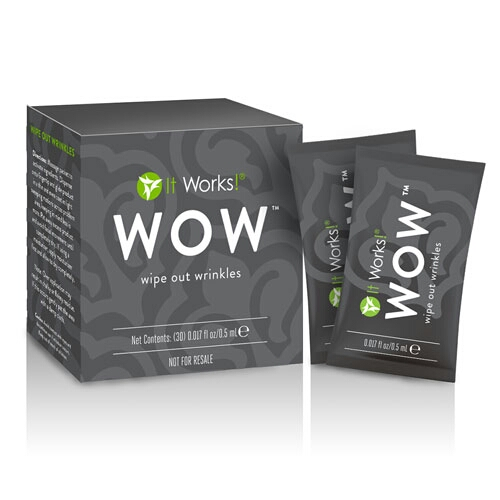 Itworks newest product WOW