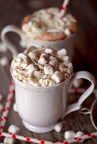 To make hot chocolate use 1/3 cups of hot cocoa powder and 1 cup hot milk or water.
