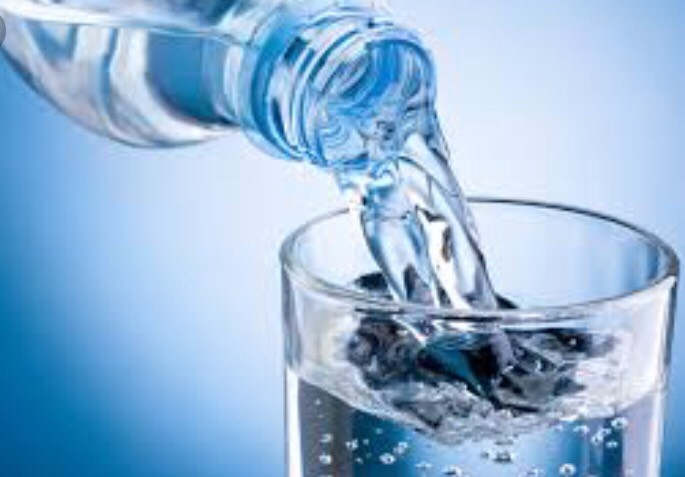 Drink lots of water! Drinking more water will defiantly help clear your skin. You should be drinking at least 8 cups a day.