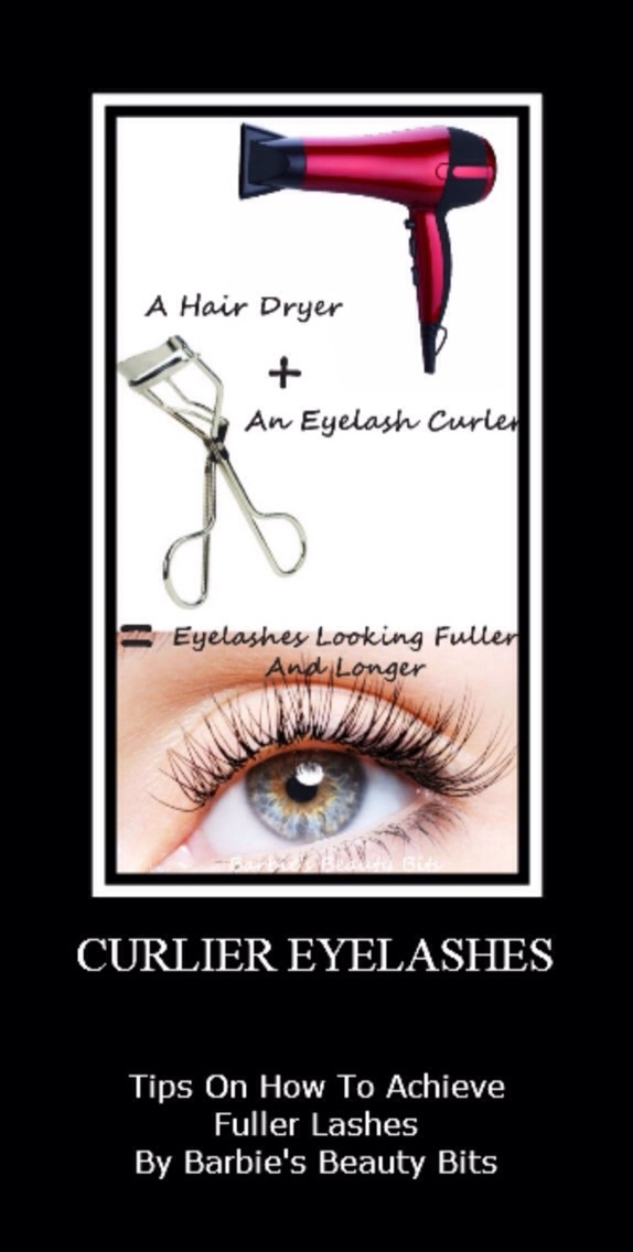 How To Get Your Eyelashes Curled The Right Way! by Karen ...