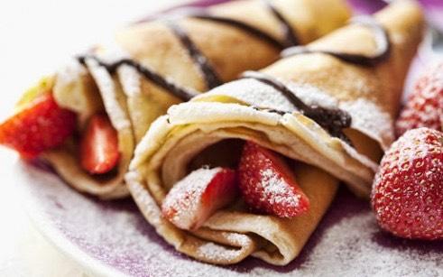 Pancakes 🍓