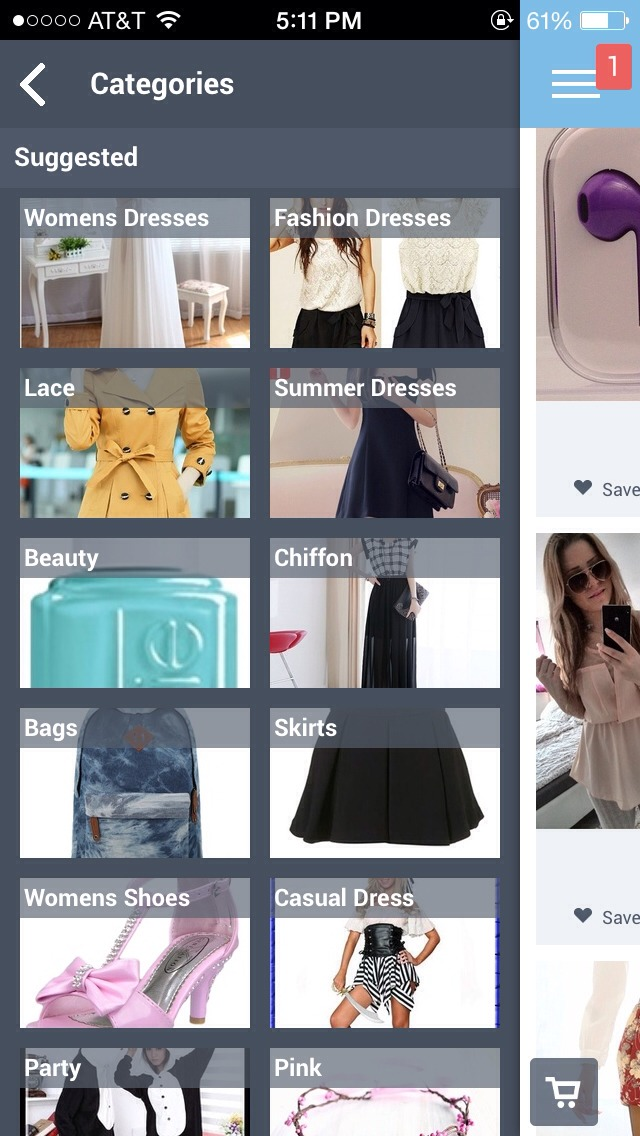 Shop by category, popularity or price.