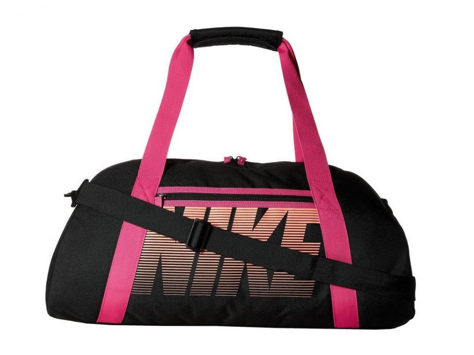 Nike Gym Club DuffleNike Gym Club Duffle($25, originally $35 for black and pink)