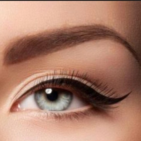 Step 4 show off your now perfect eyebrows