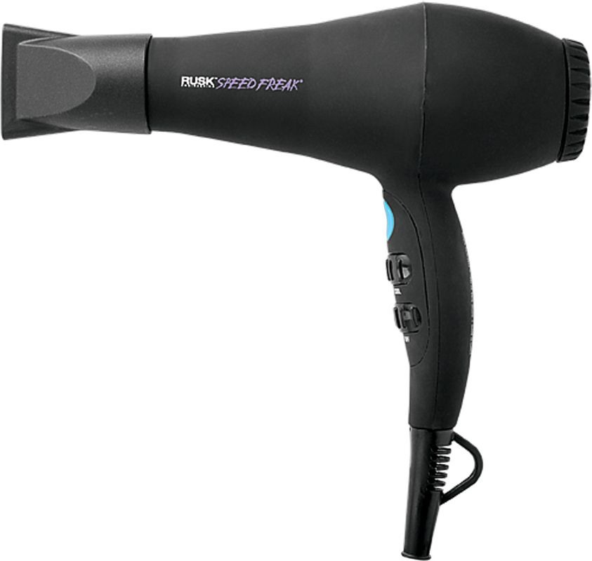 Don't dry your hair with cold air. I find it makes my hair greasier... It does give your hair a shine but it causes it to get greasier way quicker