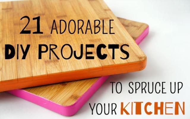 http://www.buzzfeed.com/rachelysanders/adorable-diy-kitchen-projects