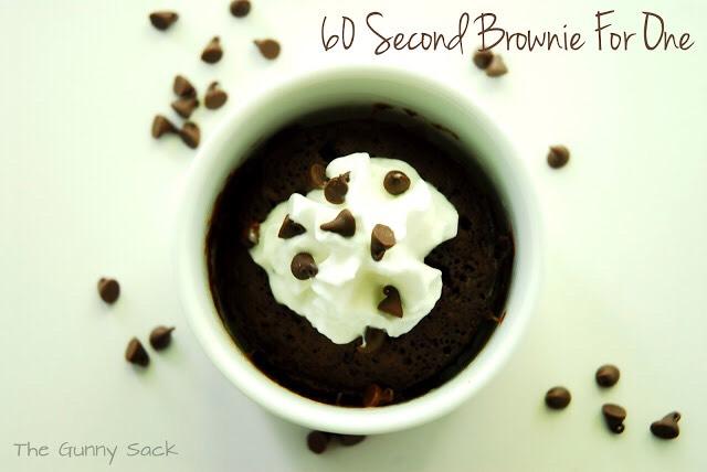 Mocha Mug Brownie
