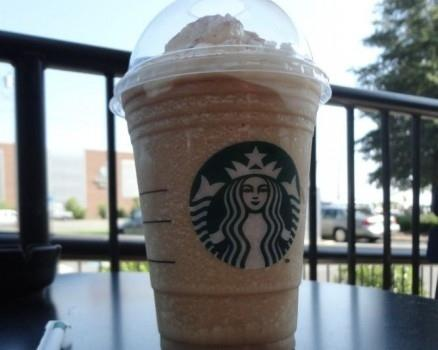 "Cinnamon Toast Crunch Frappuccino  The Secret:	 1) White Mocha Frappuccino 2) 1 Pump Cinnamon Dolce Syrup 3) 1 Pump Hazelnut Syrup 4) Cinnamon Sugar on top  How to Order:	Simply show the barista this secret recipe to get yourself the delicious ""Cinnamon Toast Crunch Frappuccino""."