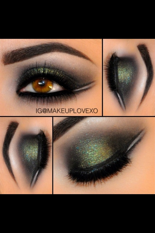 Pretty Makeup For Brown Eyes By Brooklynn Williams Musely