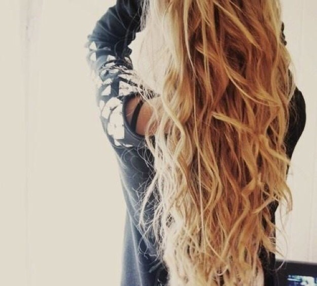 Lastly spray with texturizing salt spray and/or light weight hair spray! Wha la!! Your perfect beach waves