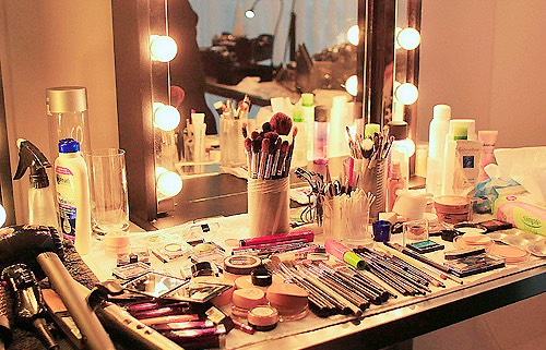 Makeup is always important no matter what occasion! What you will need is...