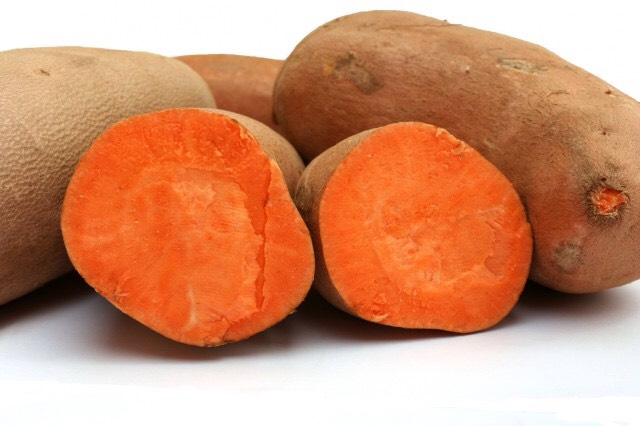 Sweet Potato: Sweet potatoes are great for keeping your blood sugar levels stable while promoting a better, fastermetabolism.
