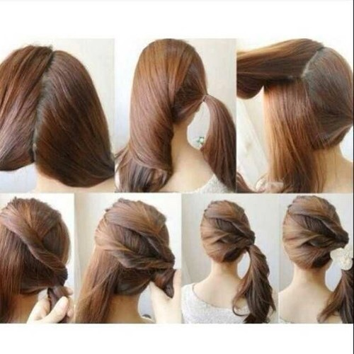 simple hair styles for wedding easy hairstyles musely 8919