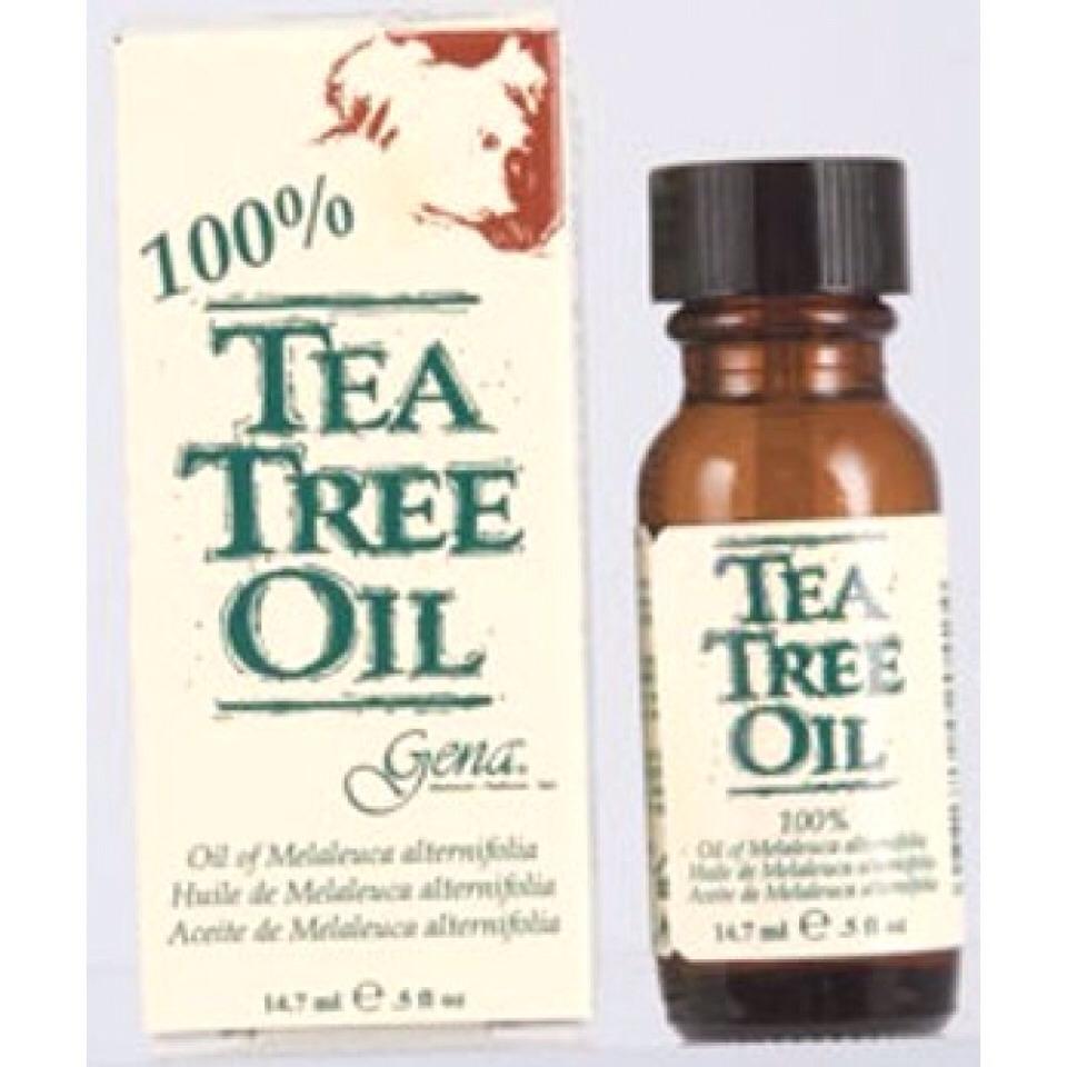 Get some tea tree oil...