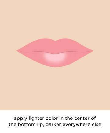 Master This Lip-Plumping Color Trick