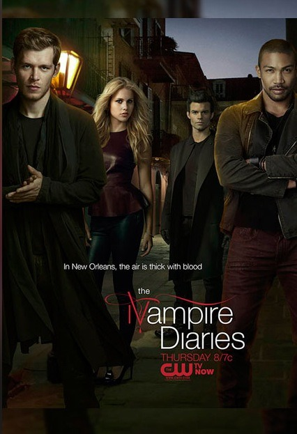 It's the show based on vampire diaries