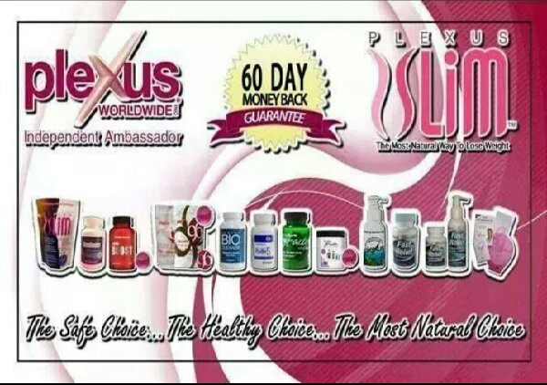 Get started developing a healthier YOU! www.17312.myplexusopportunity.com