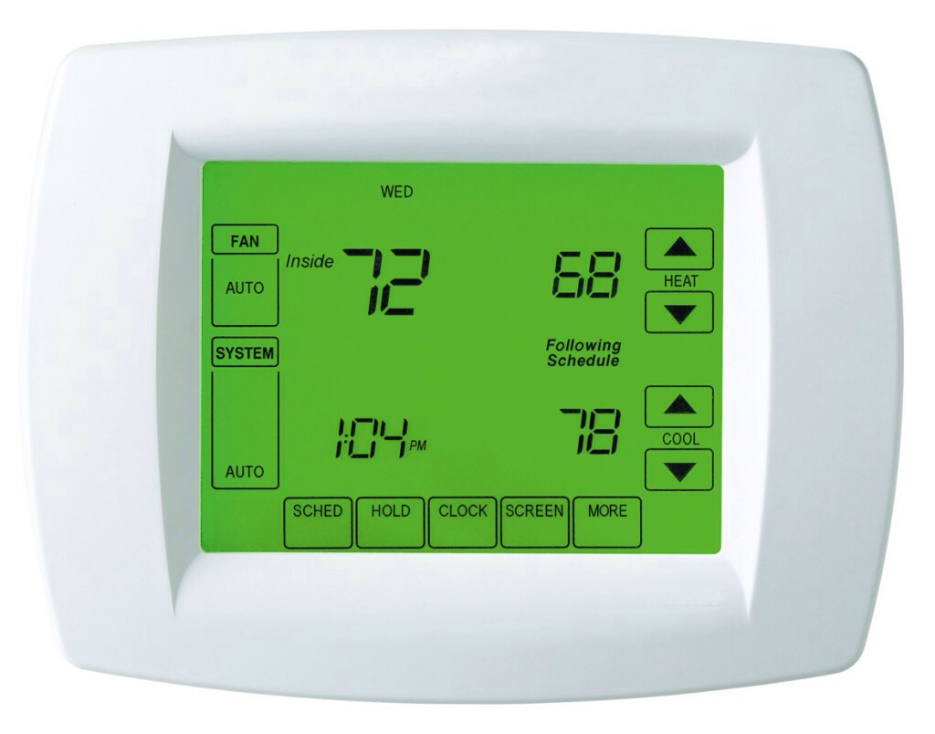 For accurate temperature readings, place your thermostat away from sources of heat like ovens, appliances, computers, or sunlight