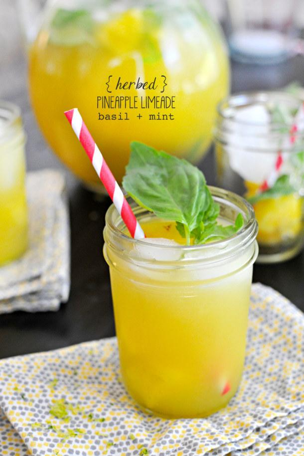 Asian Pear Alcoholic Drink