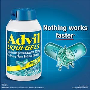 The gel from an Advil Liqui-gel will cure a pimple in a heartbeat.