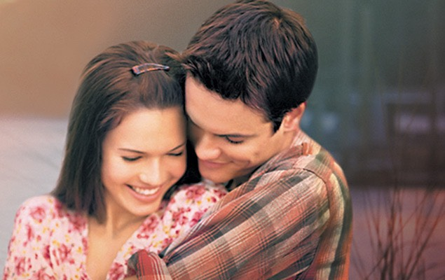 3.) a walk to remember. Idk it's just really sad and cute and love happened unexpectedly and so does life.