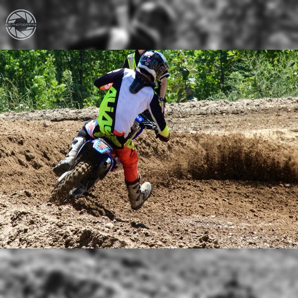 Make sure you are standing in a good spot where you can see most of the action if you are shooting something like motocross sometimes it's good to scope out the track before shooting so you you know where all the best shots are