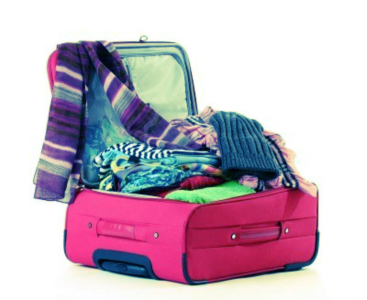 Nobody wants this 🚫. So here are some packing your suitcase tips!