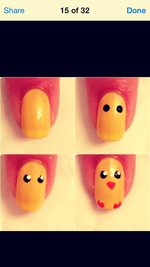 Chick nails