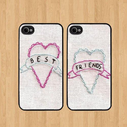 A set of coordinating phone cases.  Available in Etsy
