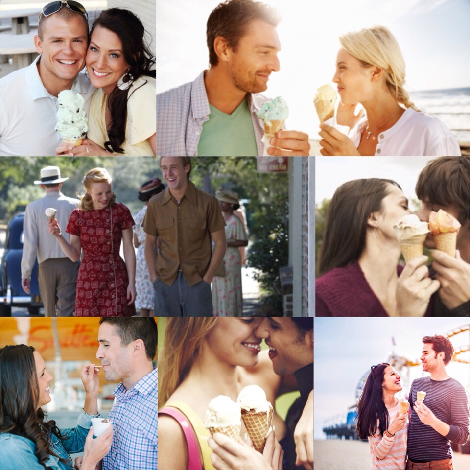 3. ice cream date. these types of dates are always very simple but very sweet🍦. try and go out of town to eat your cone and explore the world you live in as well with your special one💞