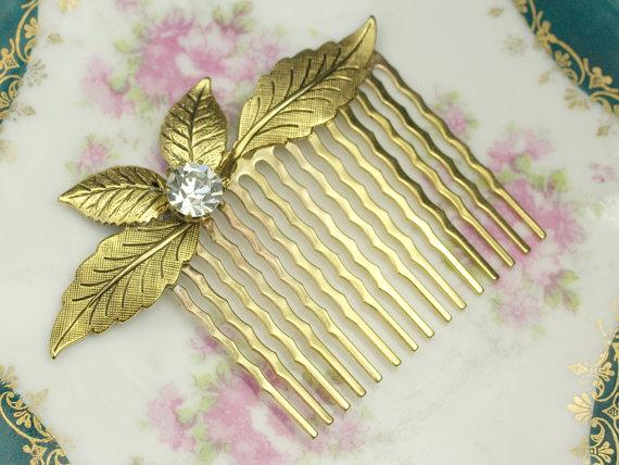 Antique Comb