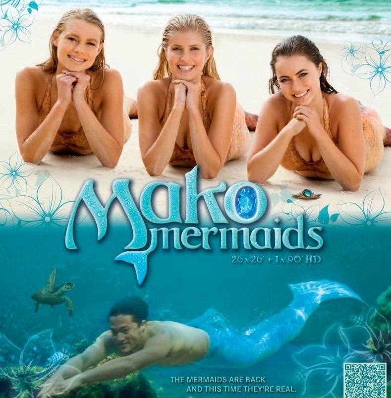 Mako Mermaids-An h20 Adventure! Rated G