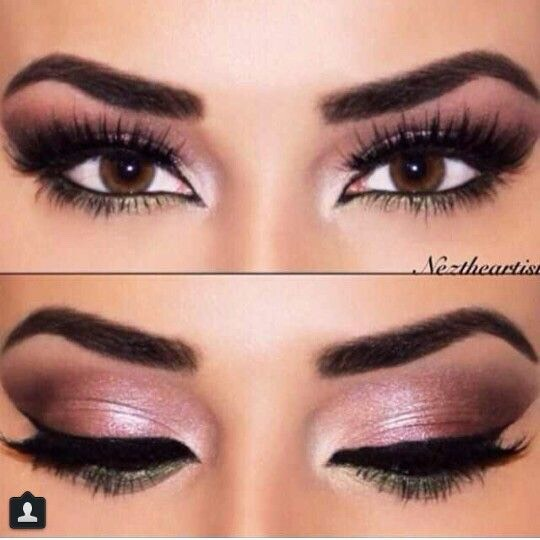 Quick Tip Brown Eye S Make Your Eyes Pop With A Teal Eyeliner