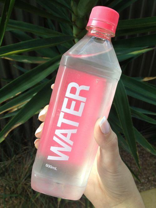 WATER WATER WATER.  enough said 🤗