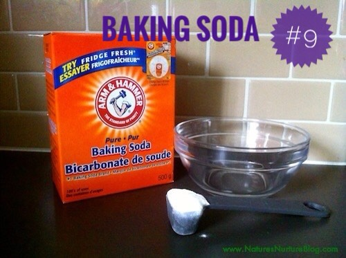 Baking Soda Strips take seconds to make + they cost nearly nothing, but they are super-effective for sloughing off dried skin cells + clearing clogged pores. INGREDIENTS + SUPPLIES |  (+) Cup or small bowl (+) Baking soda  (+) water  (+) Cotton makeup pads or paper towels